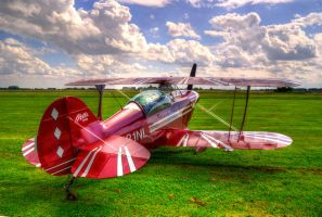 Pitts S2B Airplane by TLO-Photography