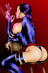 PSYLOCKE by Marcio Abreu by mr-abe