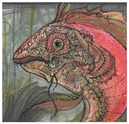 Ugly Fish (crop) by Chobek
