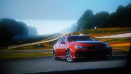 Lexus IS F On Track by Horselover2471226
