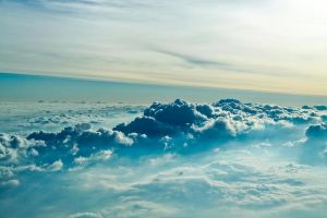 Clouds Above by Skybase