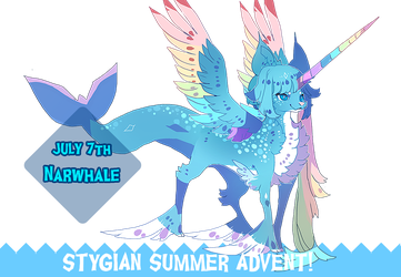 { Stygian Summer Advent } Day 7! by Zoomutt