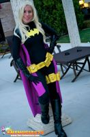 Stephanie Brown: All smiles by Ravenspiritmage
