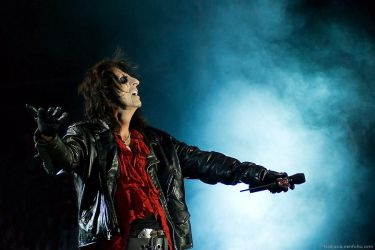 Alice Cooper II by onkami