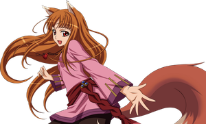 Holo - Spice and Wolf by Ergh3