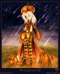.:Pumpkin Queen- colored:. by madmen