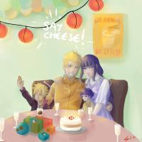 Happy birthday Naruto !! by Ly-s