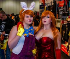 jessica and roger rabbit cosplay by star-shine-girl