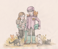 We like cats by SpeedLimit-Infinity