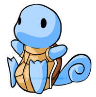 AN Project - Squirtle by maemi