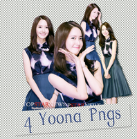 3 Yoona Pngs by SuSimSi by SuSimSi
