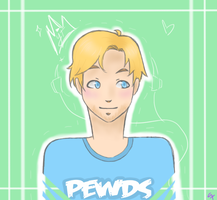 Fridays with PewDiePie~ by MsGDance