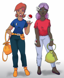 Trainers Redesign by TrufanNekiaWilson
