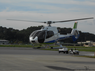 Helicopter 20140611 Eurocopter EC-130 _ 2 by K4nK4n