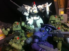 1/144 Tallgeese from Gundam Wing by BazSg