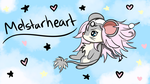 Melstarheart by AnimaloverXD