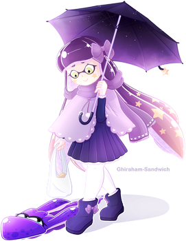 Rainy [Phoe and Star] by Ghiraham-Sandwich