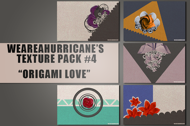 Origami Love - Texture Pack by WeAreAHurricane14