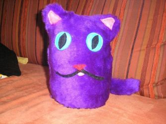 Mungo the kitty by yberry
