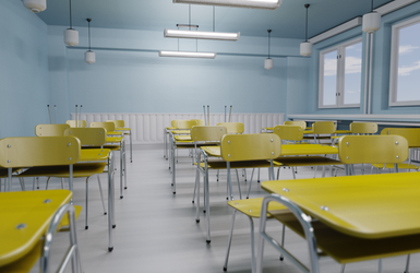 Classroom no. 1 by patlefort