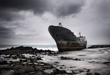 Ghost ship 4 by almiller