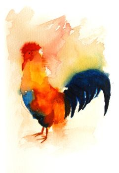 Rooster 2 by Duffzilla