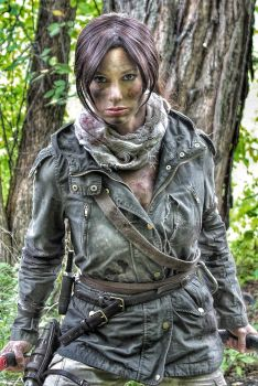 Lara (Rise of the Tomb Raider) by CosplayCandy