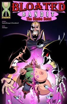 Bloated Bandit 2 - The Bimbo Heist by expansion-fan-comics