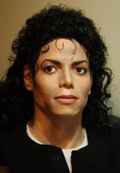 Another Michael Jackson Bad bust pic 3~! by godaiking