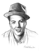 Bruno Mars by 1000xPain