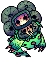 OmegFlowey Chibi by afroclown