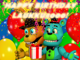 Birthday Gift by Bart-The-Bear