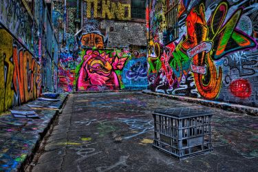 Graffiti by rylphotography