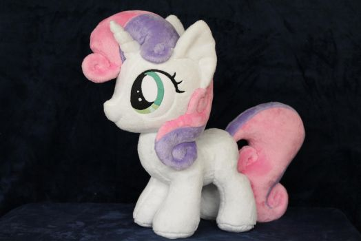 Sweetie Belle by WhiteDove-Creations