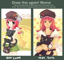 draw this again argh by pepaaminto