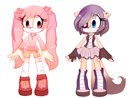 Sweet Candy :adopts: CLOSE by xStrawburst-Dreamerx