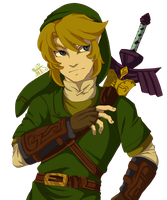[LoZ] The Hero of Light by A-Someday-Dreamer