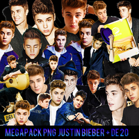 Bieber MEGAPACK PNG Leer descripcion para descarga by ByMemiiEditions