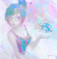 Mei (Overwatch) by Alex-Chow