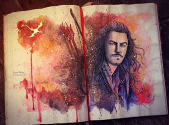 Bard the Bowman by Kinko-White