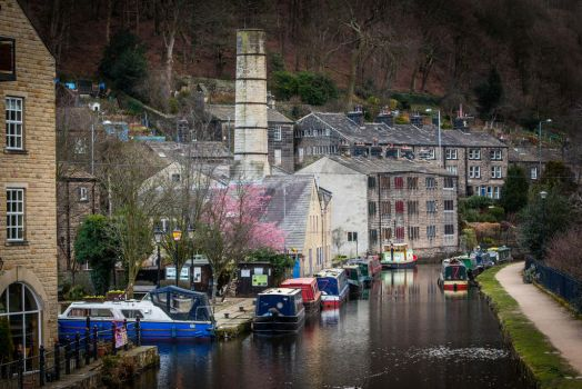 Hebden Bridge by mycanonadventure