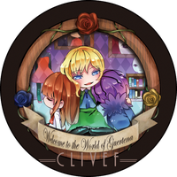 Ib ending- guertena world by christon-clivef