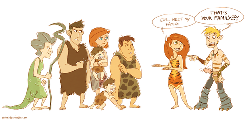 Possible Croods by Mistrel-Fox