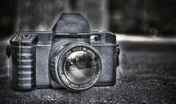 Film camera HDR by Levi-The-Reject