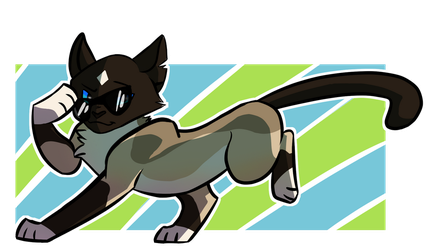 He's Got Style (YCH COMMISSION) by zoogrrl