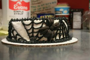 spider web cake by sunfoot