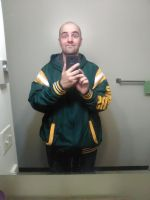 Go Packers ! by dragonzero1980