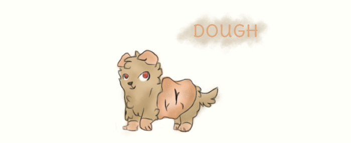 Food Dog: Dough