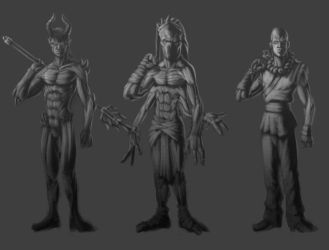 Concept Study 2 by SaTTaR
