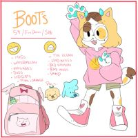 Boots Ref Sheet by meiiple